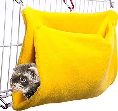 Pouch-Hammock-For-Ferret