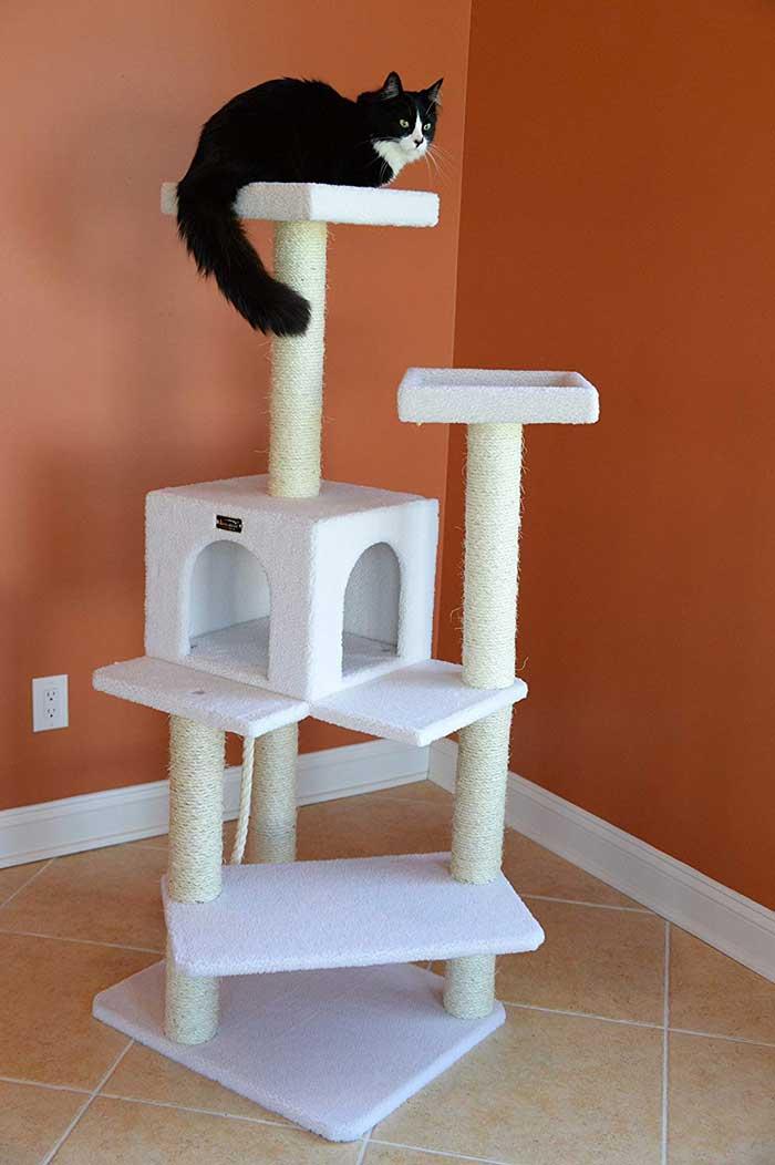 Cat-Tree-Size