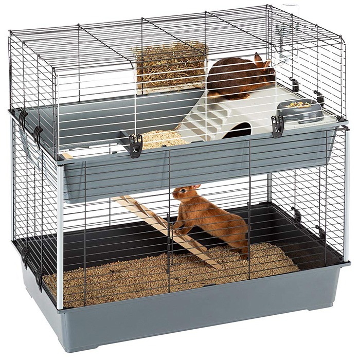multi-story cage