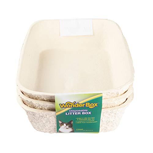 Kitty's Wonderbox Litter Box