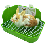 RUBYHOME Rabbit Litter Toilet